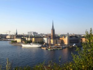 Forssman Übersetzer - SV Stockholm