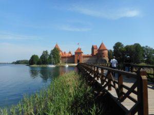 Forssman Übersetzer Schloss Trakai