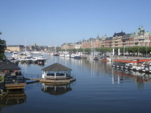 Forssman Übersetzer Stadtteil Östermalm in Stockholm