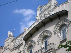 Forssman Übersetzer Riga Jugendstil saniert