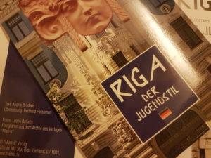 Forssman Übersetzer Riga Jugendstil Buch