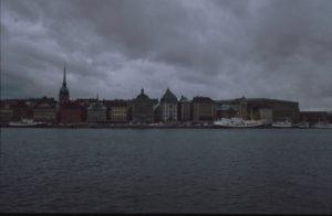 Forssman Übersetzer Graues Stockholm