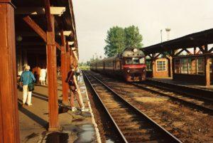 Forssman Übersetzer Bahnhof Tartu