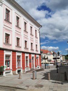 Forssman Übersetzer Am Rathaus von Tartu