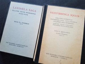 Forssman Übersetzer Isländersagas Originaltexte