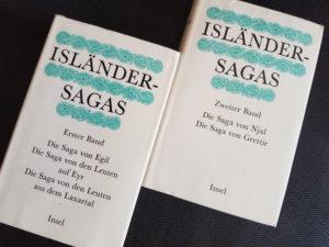 Forssman Übersetzer Isländersagas Übersetzung