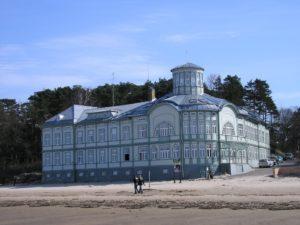 Forssman Übersetzer Jurmala Strand