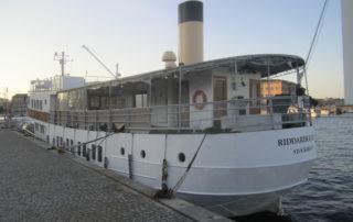 Forssman Übersetzer Götakanal Boot