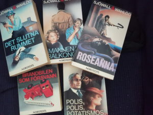 Forssman Übersetzer Sjöwall Wahlöö Bücher