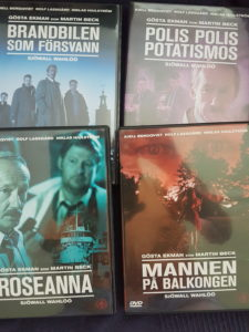 Forssman Übersetzer Sjöwall Wahlöö Filme